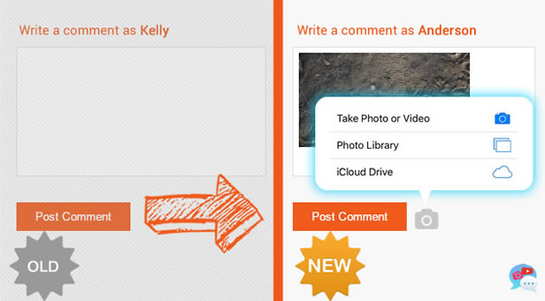 Transform your ordinary WordPress Comment into this New Look!